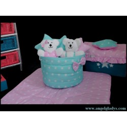 Toybox Pink Mint Sugar...