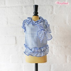 blouse GINGHAM