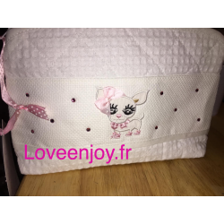 Trousse luxury dog